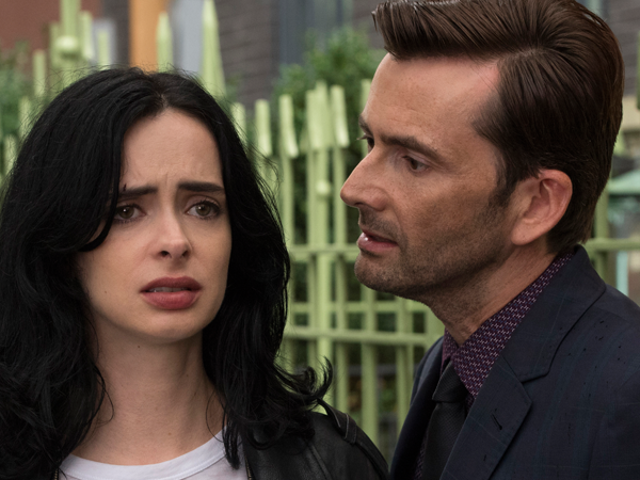 io9 Chats About the Hits and Misses of Jessica Jones Season Two