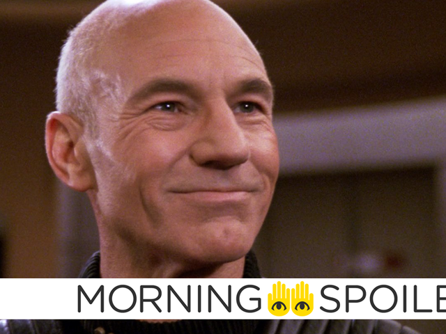 Updates From the Star Trek Picard Series, and the Future of Thor