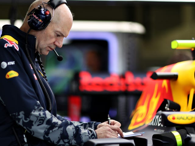 Adrian Newey's How to Build a Car Proves How Draining a Life in Formula One Can Be