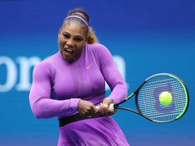 Racket Serena Williams Smashed at US Open Sells for $20,910
