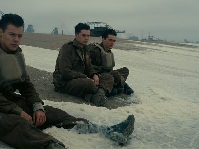 คริสโตเฟอร์โนแลนไปทำสงครามกับ Dunkirk น่าตื่นเต้น