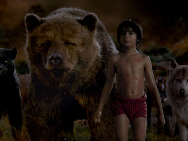 <i>The Jungle Book</i>使用动画经典的最佳部分来创造全新的东西