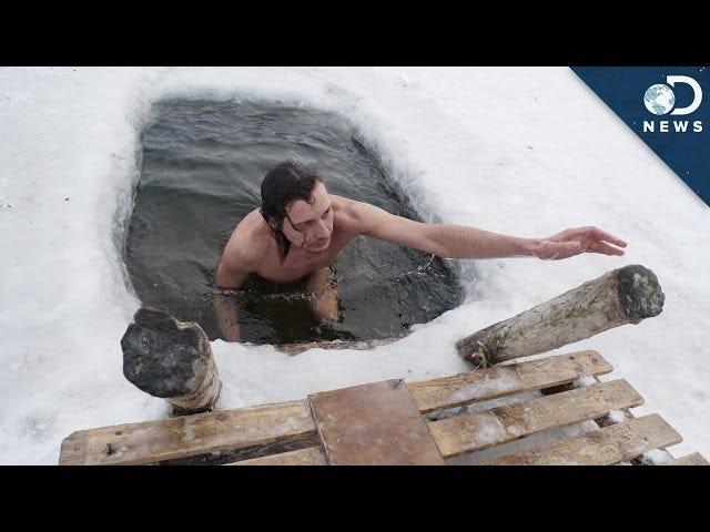 Hvorfor er et hurtigt koldt vand svømmetur godt for dig