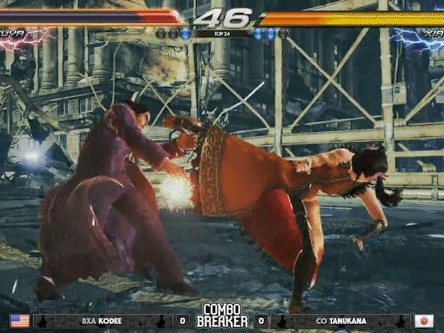 <i>Tekken 7</i> παίκτης <i>Tekken 7</i> ρυθμίζει την ανάλυση στο PlayStation 4 μετά την απώλεια [Διορθώθηκε]