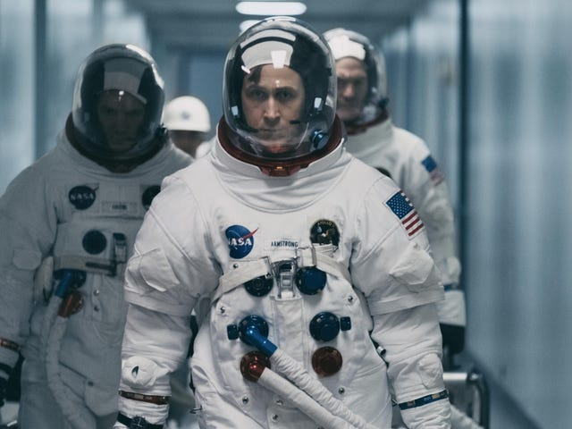 Chicago, take flight with First Man early and for free