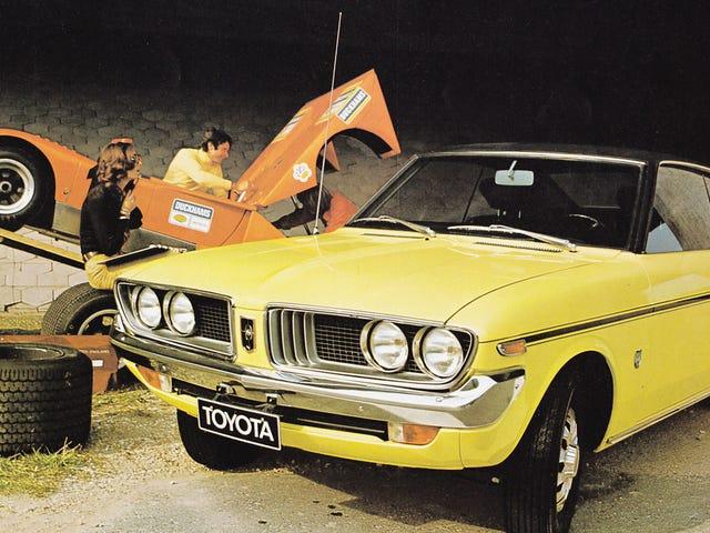 Todo mundo sempre se esquece do Toyota Corona