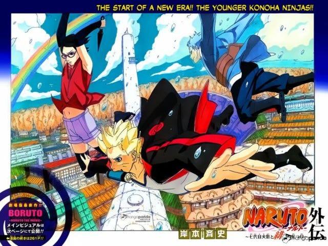The Last: Ấn tượng <i>Naruto Gaiden</i>