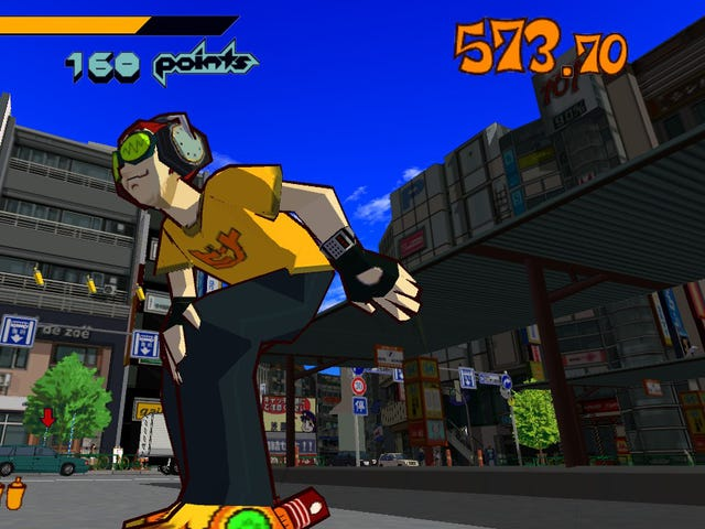 Jet Set Radio And Other Sega Games Are Free On Steam Right Now