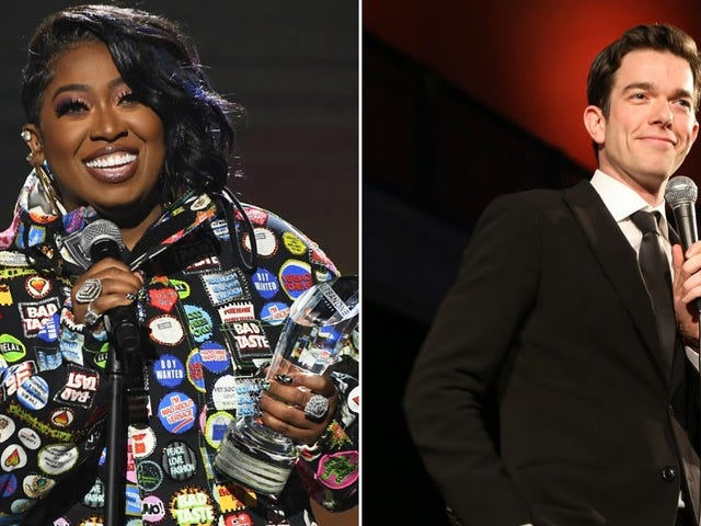 Missy Elliott, John Mulaney to co-star in Cinderella movie we guess we have no choice but to go see