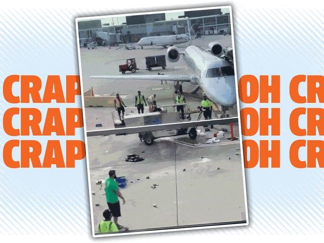 Thí nghiệm giỏ hàng sân bay tự trị Thành công một phần