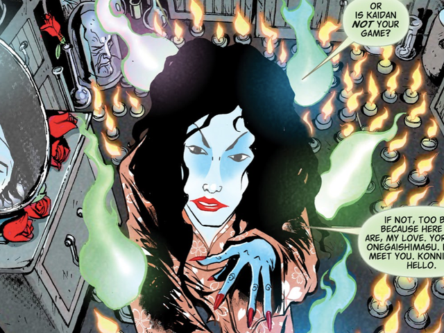Put Down the Cape Comics and Read These Stories About Elderly Bounty Hunters and Hungry Ghosts