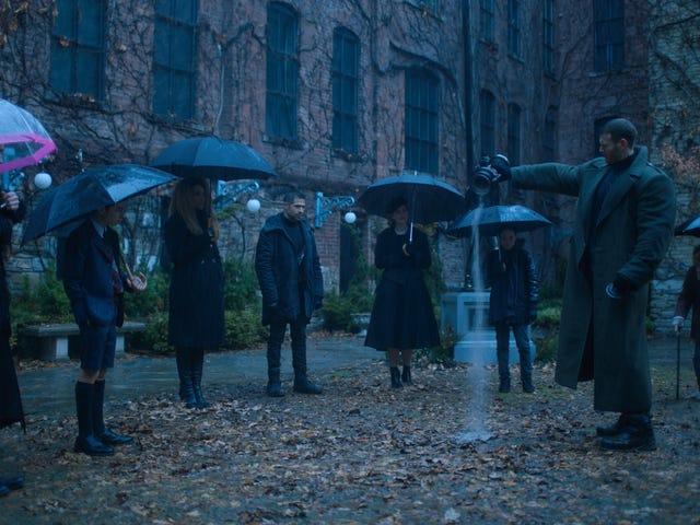 La extraña serie de superhéroes <i>The Umbrella Academy</i> regresará para una segunda temporada en Netflix