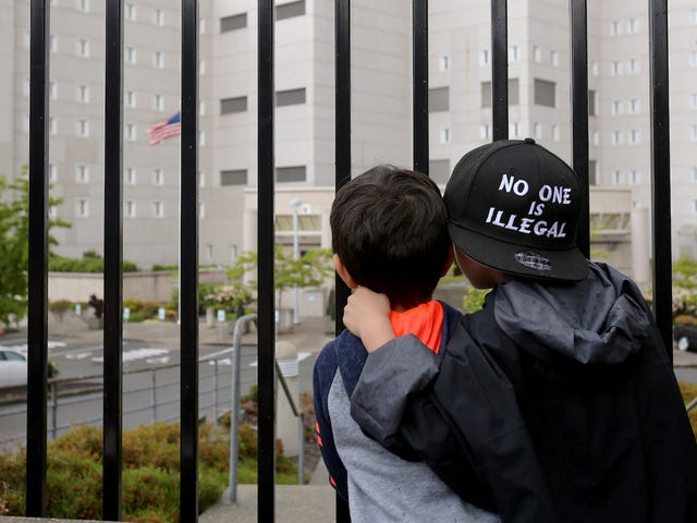 The Trump Administration's 'Tender Age' Facilities Are Prisons for Babies and Toddlers
