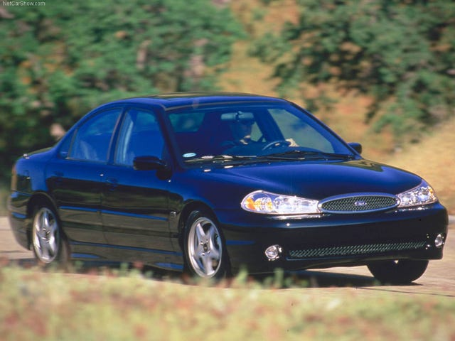 Forgotten Cars: Ford Contour SVT