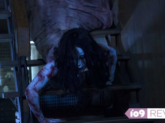 Filmrecension: Den japanska <i>Ring</i> vs <i>Grudge</i> Horror Film är verkligen dålig