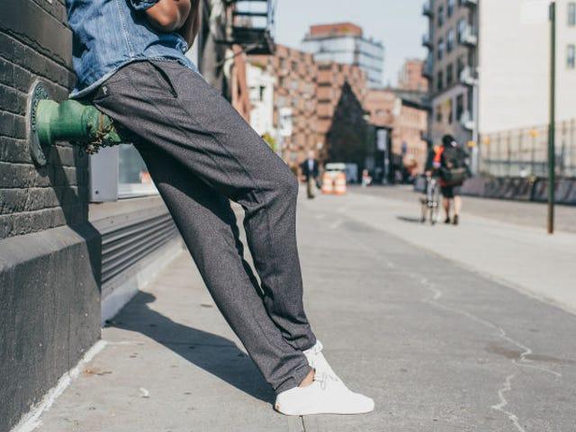 Sparen Sie 10% bei der Every Day Pant: Bequemer als Jeans, besserer Look als schweißtreibend