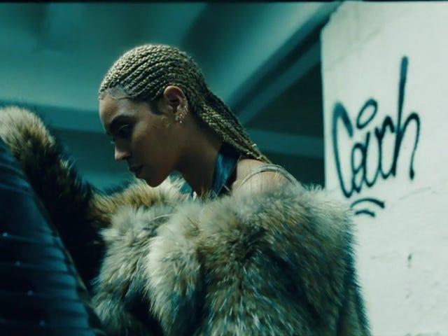 Kära vita människor som skriver saker: Så här skriver du om Beyonce's Lemonade