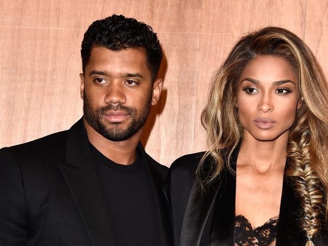 Ciara and Russell Wilson to Fuck, Wed, But Not in That Order