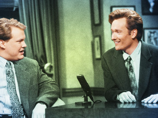 Walker, Slipnutz, and baseball: 11 essential Late Night With Conan O'Brien clips