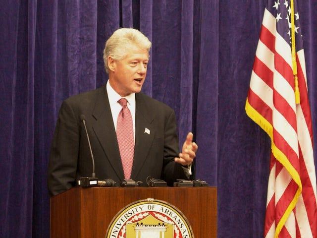 En un movimiento curioso, el FBI publica archivos sobre el perdón de Marc Rich de Bill Clinton en 2001