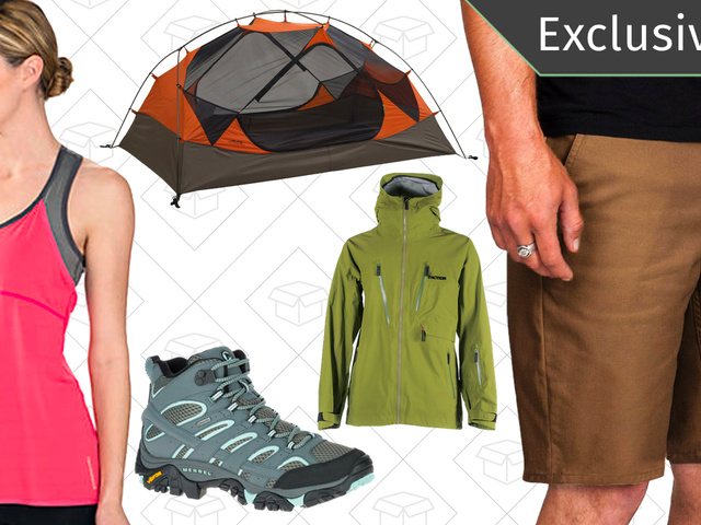 Save An Extra 15% On Smartwool, Klymit, and More Outdoor Essentials From The Clymb [Exclusive]