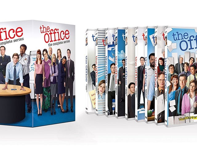 The Complete The Office Box Set Has Never Been Cheaper