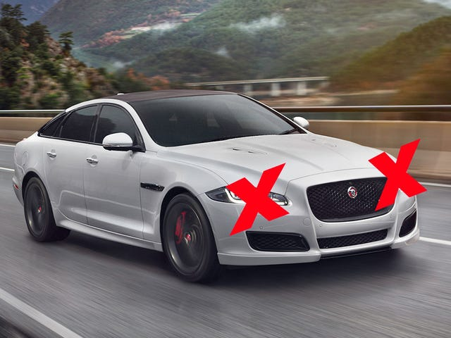 Dead for Now: Jaguar XJ