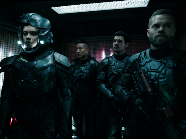 The Expanse får en femte säsong på Amazon Prime