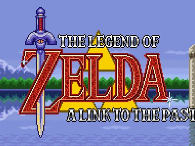 Finishing A Link To The Past After Fifteen Long Years