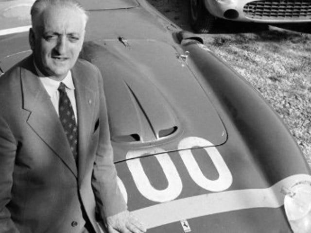 Steling the Ultimate Ferrari: Enzo's Corpse