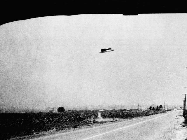 De Amerikaanse marine maakt het voor piloten gemakkelijker om UFO-waarnemingen te melden