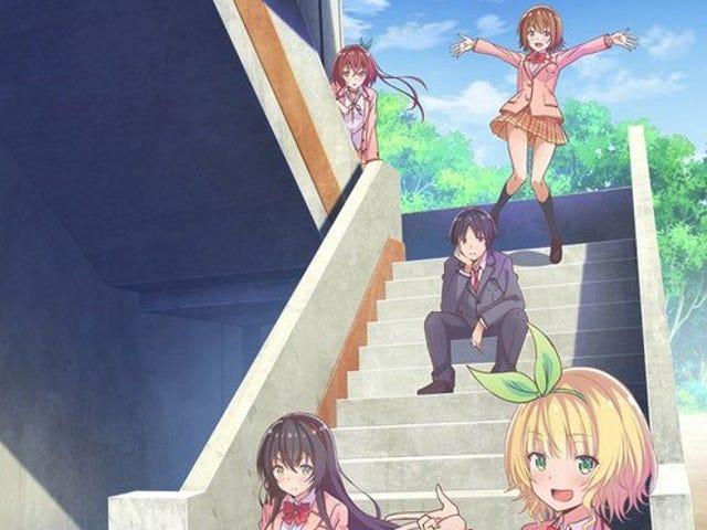 Enjoy the newest promo of Kawaikereba Hentai demo Suki ni Natte Kuremasuka? anime