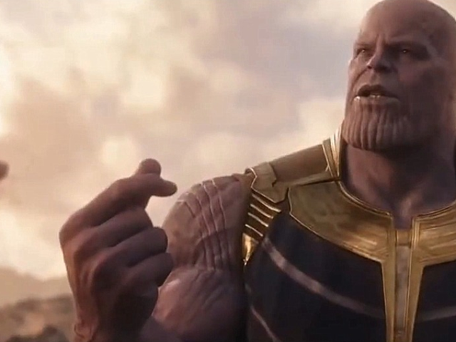 Avengers: Infinity War's Shocking Climax Was Almost Held Until Avengers 4