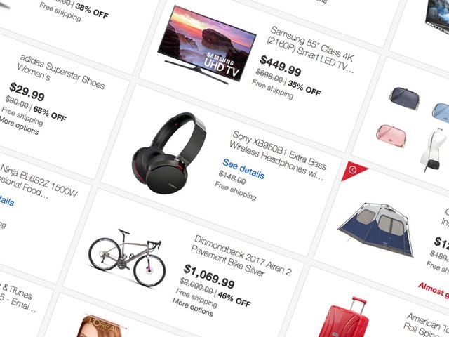 eBay's Running a Bunch of Great Deals to Compete With Prime Day