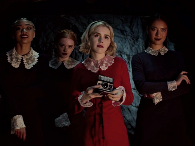 Chilling Adventures ofSabrina Has Some Confused Views on Sexuality