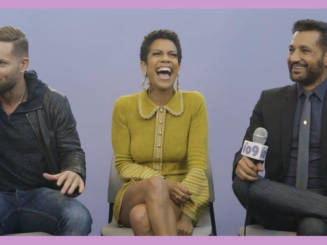 The Expanse Cast relembra seus encontros favoritos (e engraçados) dos fãs
