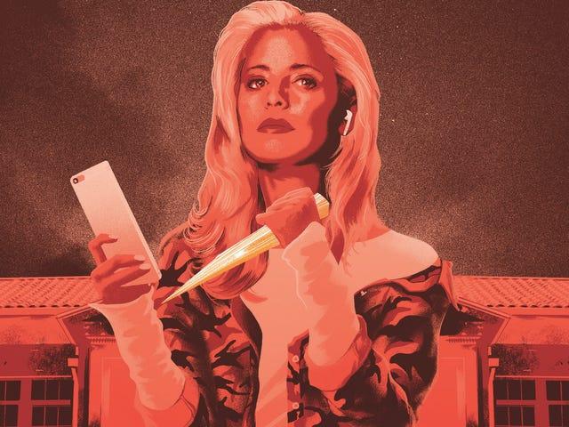 Buffy the Vampire Slayer Mahu Darah Anda