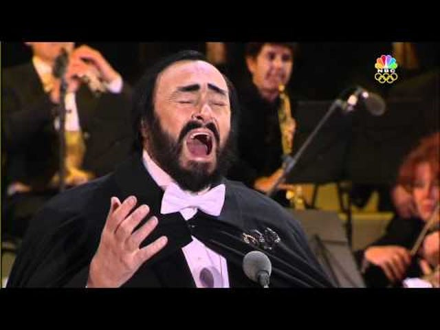 It's 11 Years (and a Day) Since Pavarotti's Last-ever Nessun Dorma