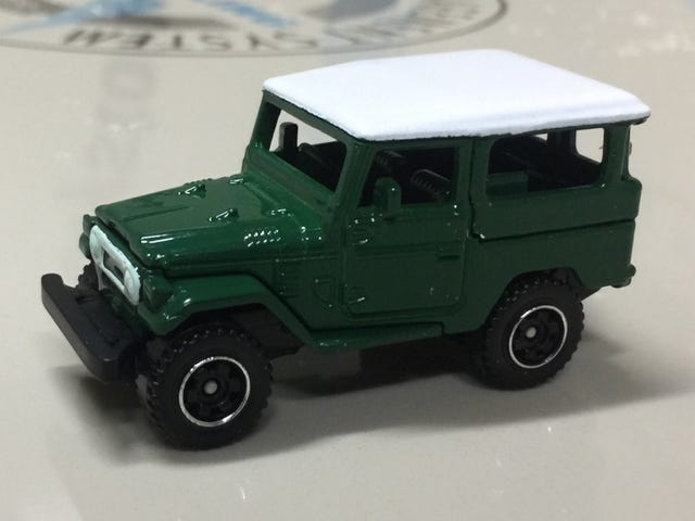 [Custom] FJ40 Hard Top Removal