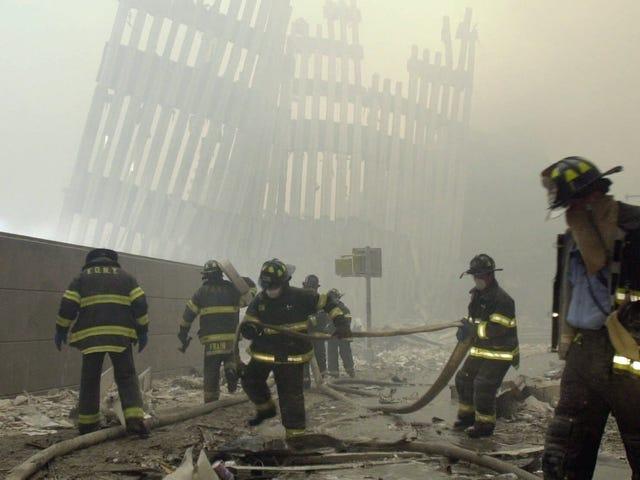Το Twitter κινείται για να σταματήσει το Spread των αρχειοθετημένων αρχείων παράβασης 9/11
