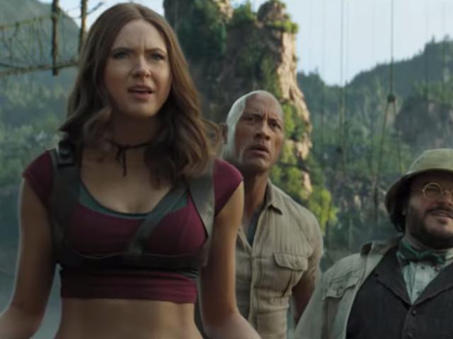 Jumanji: The Next Level är en ärlig-till-gud actionfilm i sin senaste trailer