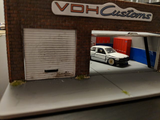 LaLD ///May: BMW E30 M3 Project Car