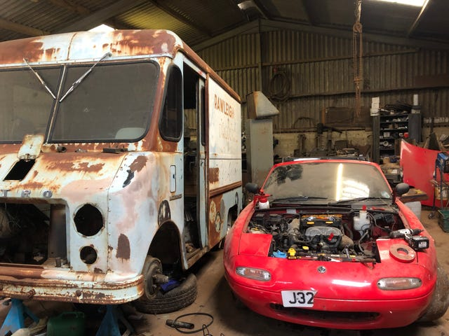Time for two to become one (contains Mazda butchery)