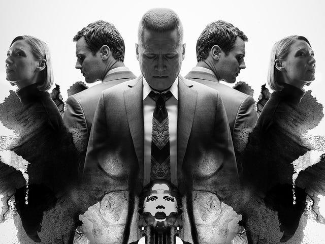 Jonathan Groff在Mindhunter的第二季中跟踪和陷阱大脑