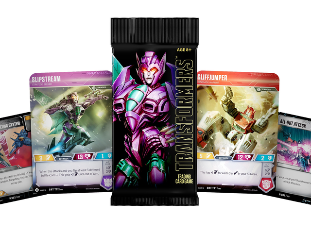 Wizards of the Coast Is Making a Transformers Card Game