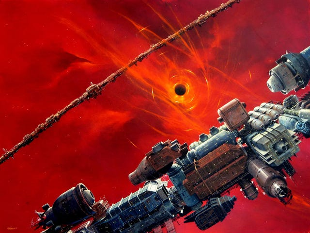 Particle Accelerators Around Black Holes?