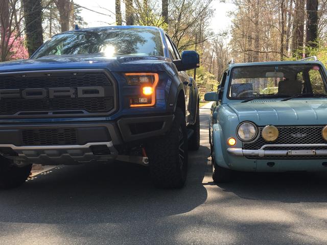 Beberapa Butiran Terlalu Mengenai Raptor Ford Kami Belum Pernah Bercakap