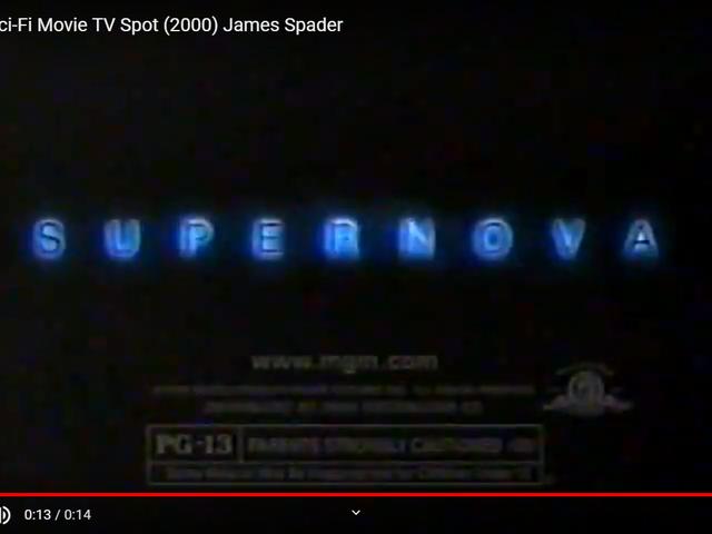 सुपरनोवा (2000)