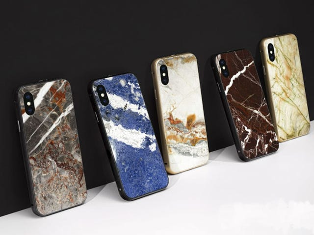 Protect Your $1,000 Phone with Actual Rocks