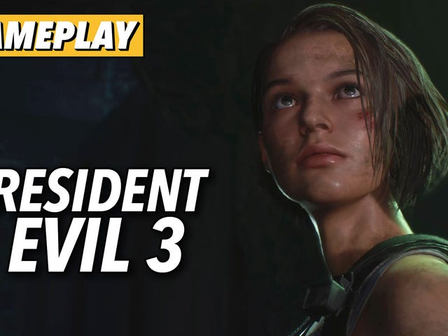 17 Minutes of Resident Evil 3 Gameplay